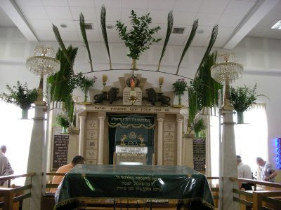 shavout - synagogue